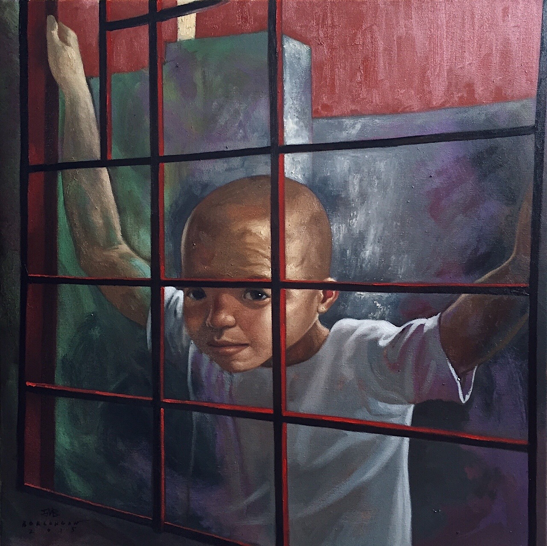 Pintô | Your Door to Philippine Contemporary Art The Boy Outside My Studio