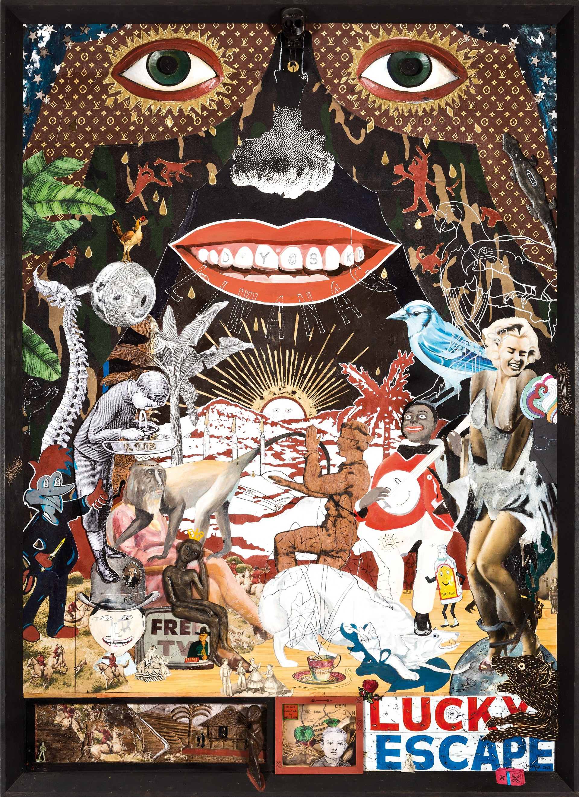 Pintô   Your Door to Philippine Contemporary Art Burden of the Masters of Mankind