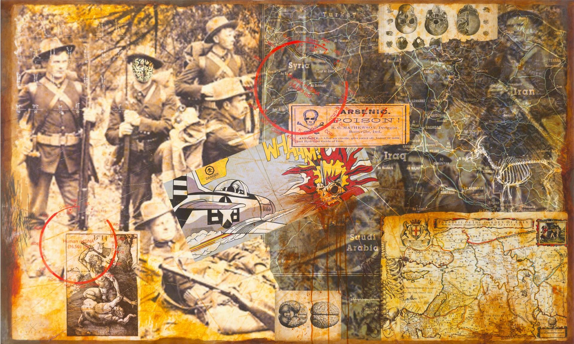 Pintô | Your Door to Philippine Contemporary Art Descendants of Cain II