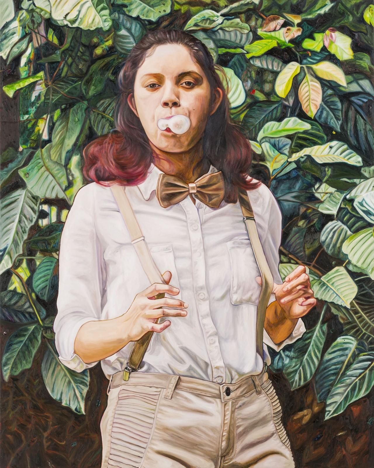 Pintô | Your Door to Philippine Contemporary Art Kiarra Blowing Gum